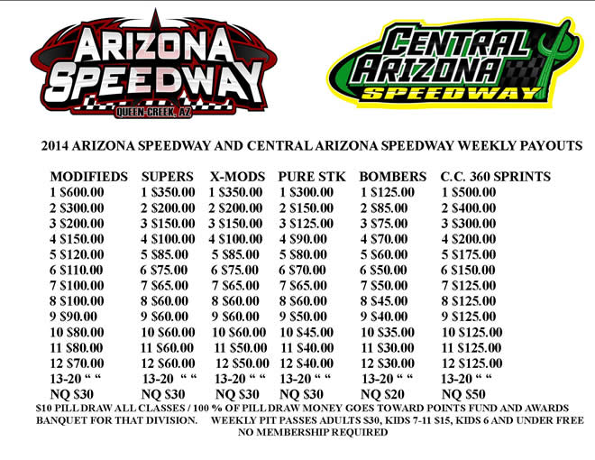2014-PAYOUT-SCHEDULE