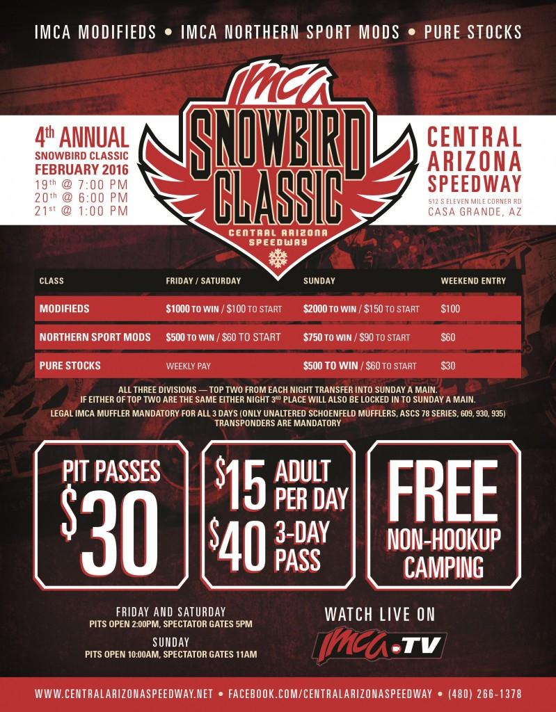 2016 SNOWBIRD CLASSIC 3
